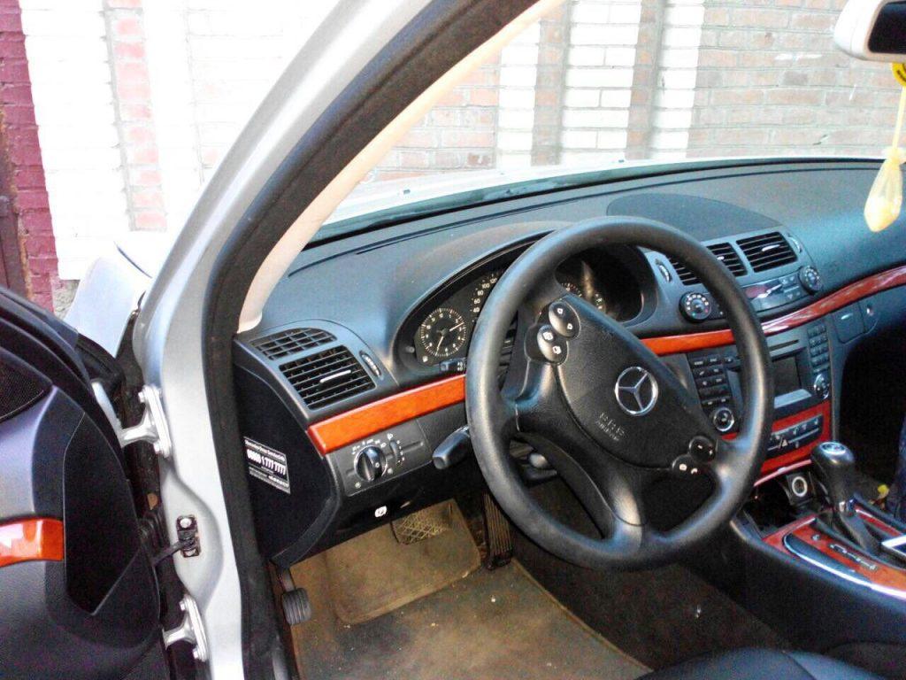 Отключение клапана ЕГР и удаление сажевого фильтра Mercedes E320 CDI 2007