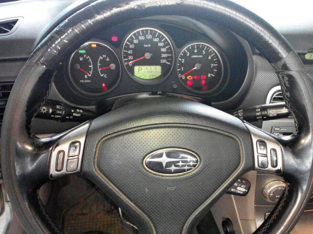 Отключить систему подачи вторичного воздуха SAI на Subaru Forester 2.0 2006