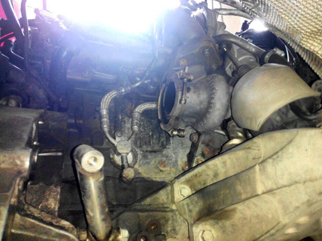 Отключение и удаление сажевого фильтра в Киеве на Volkswagen T5 2.0 TDI 2010