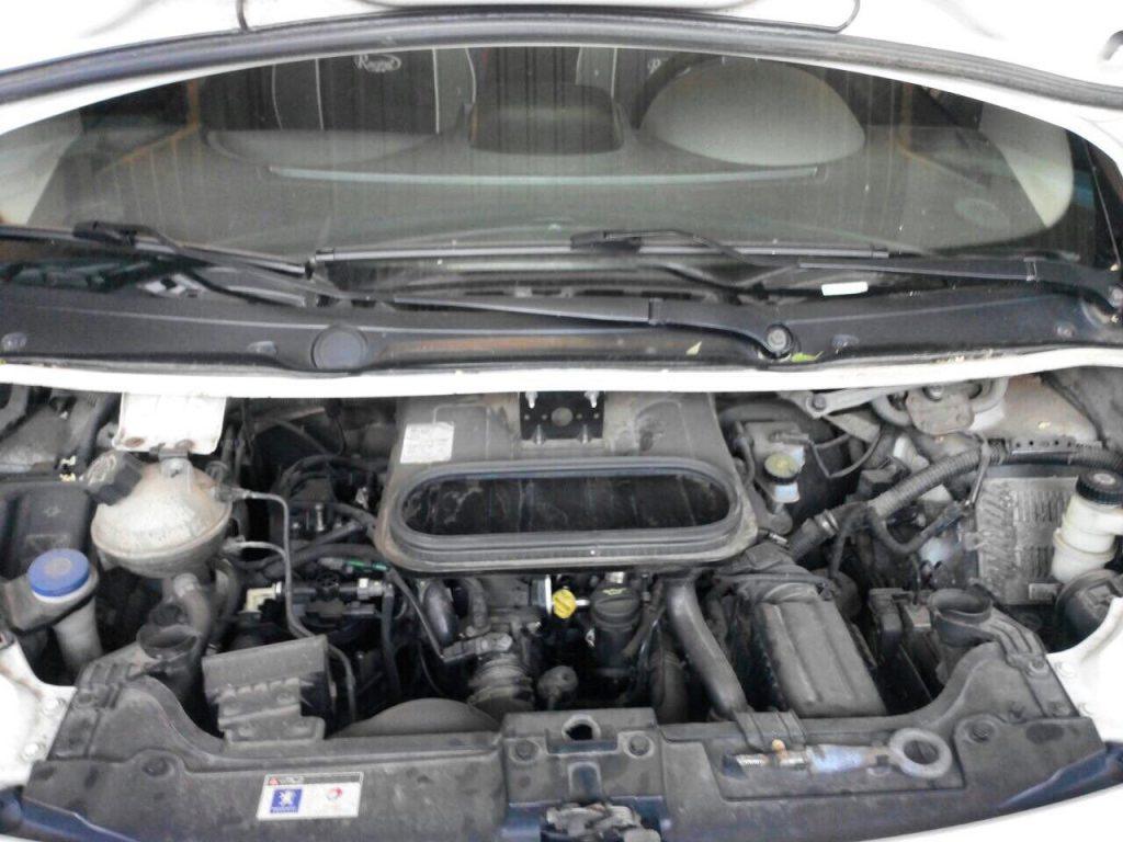 Заглушить и отключить ЕГР-клапан Peugeot Expert 2.0 HDI 2008
