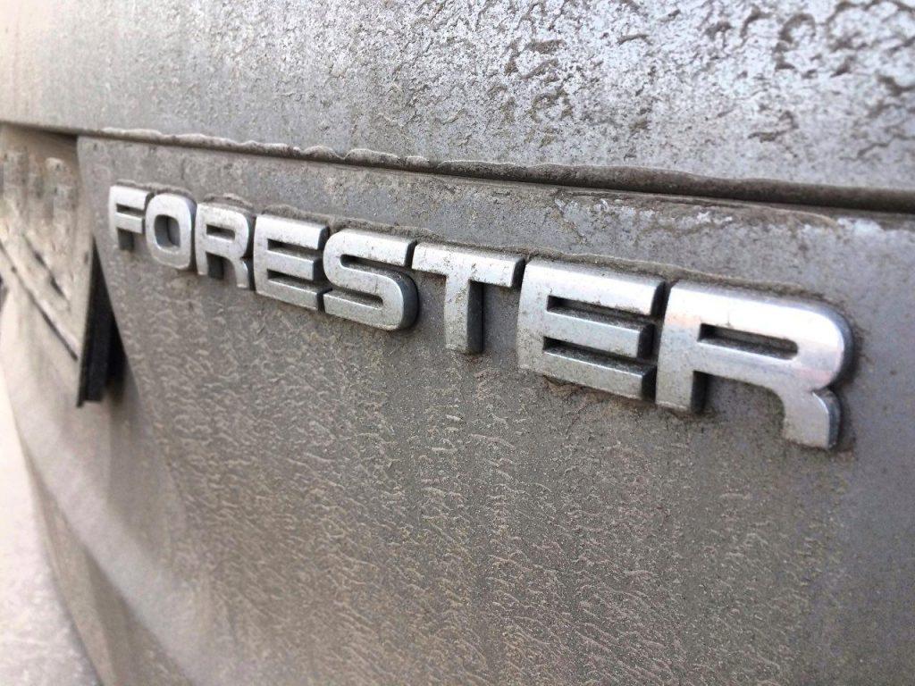 Отключение клапана ЕГР и чип-тюнинг Subaru Forester 2.5 2009