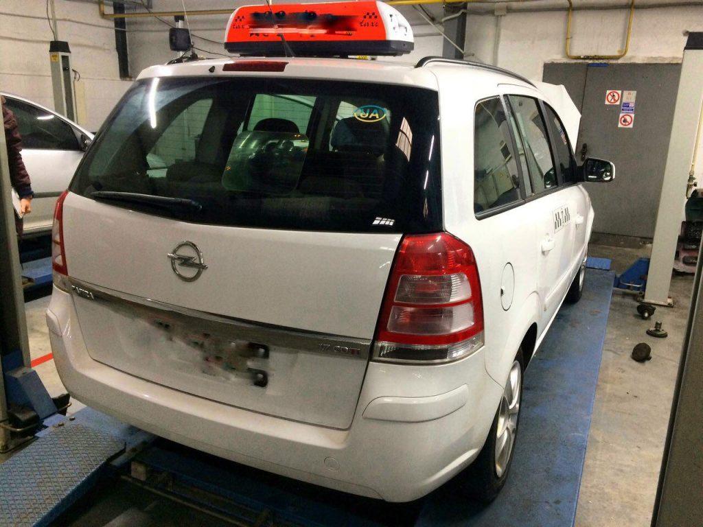 Удалить и отключить сажевый фильтр Opel Zafira B 1.7 CDTI 2013
