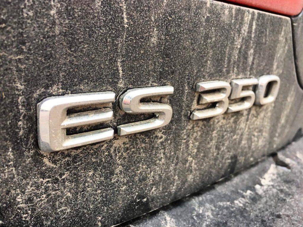 Lexus ES350 2008 отключение и удаление катализаторов