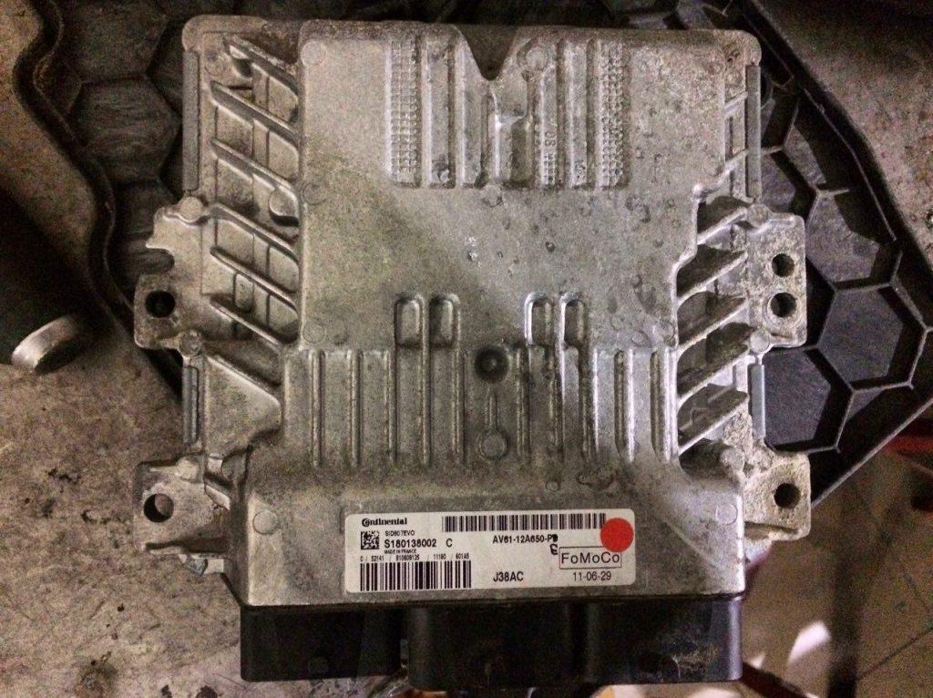 Отключить сажевый фильтр Mazda 3 1.6 D 2011