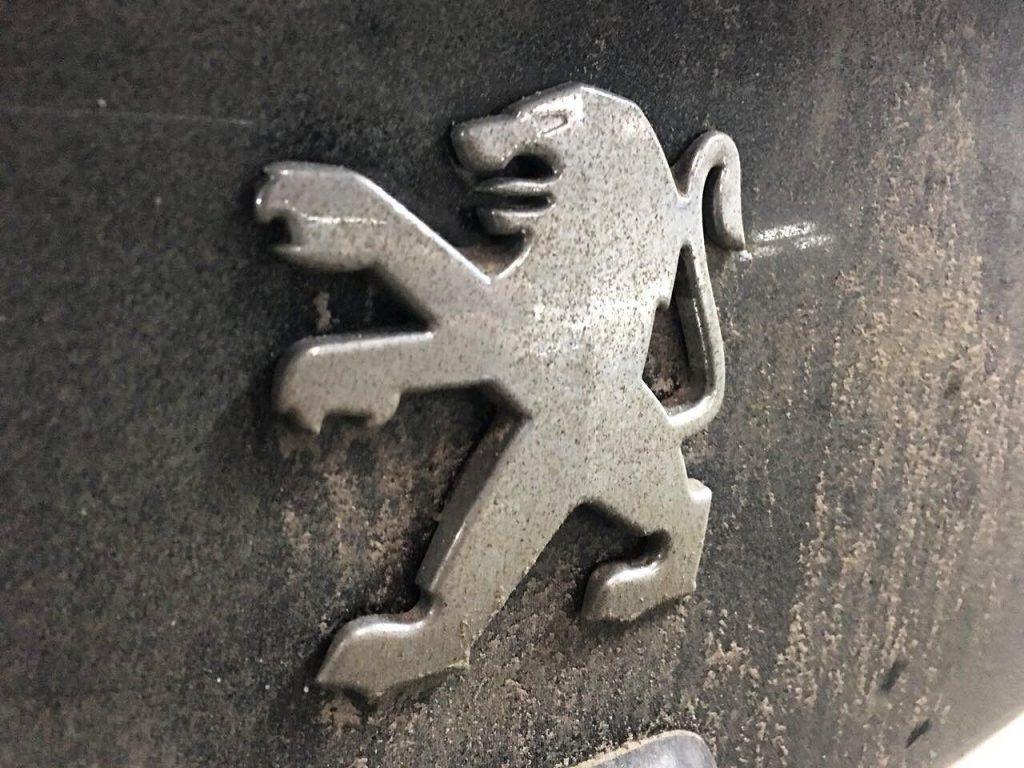 Удаление сажевого фильтра Peugeot 107 1.0 HDI 2010