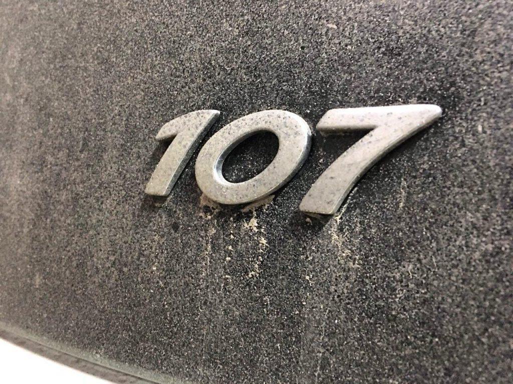 Peugeot 107 1.0 HDI 2010 отключить и удалить сажевый фильтр