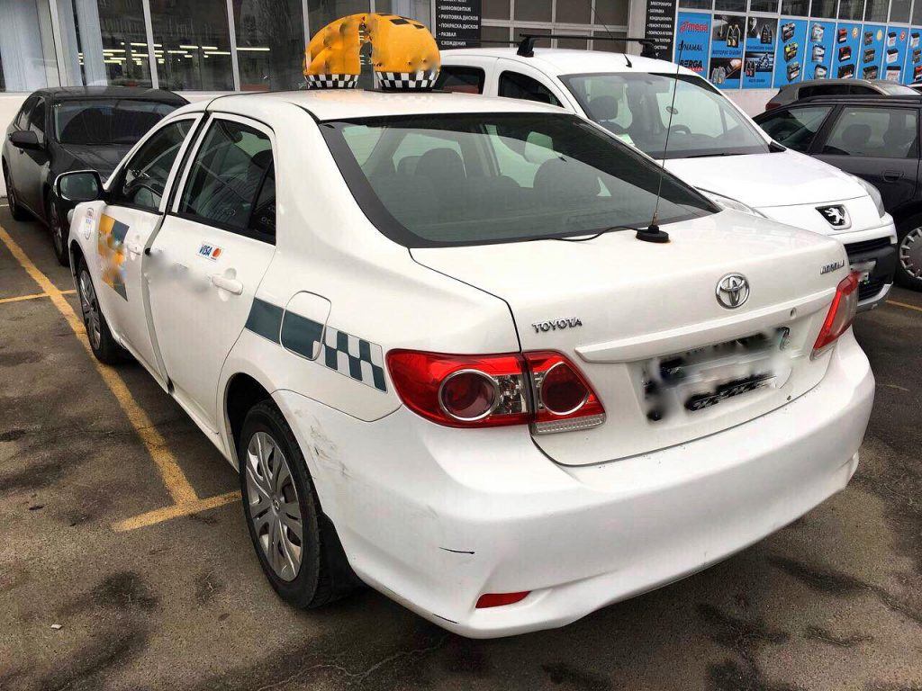 Отключить и удалить катализатор Toyota Corolla 1.6 i 2011