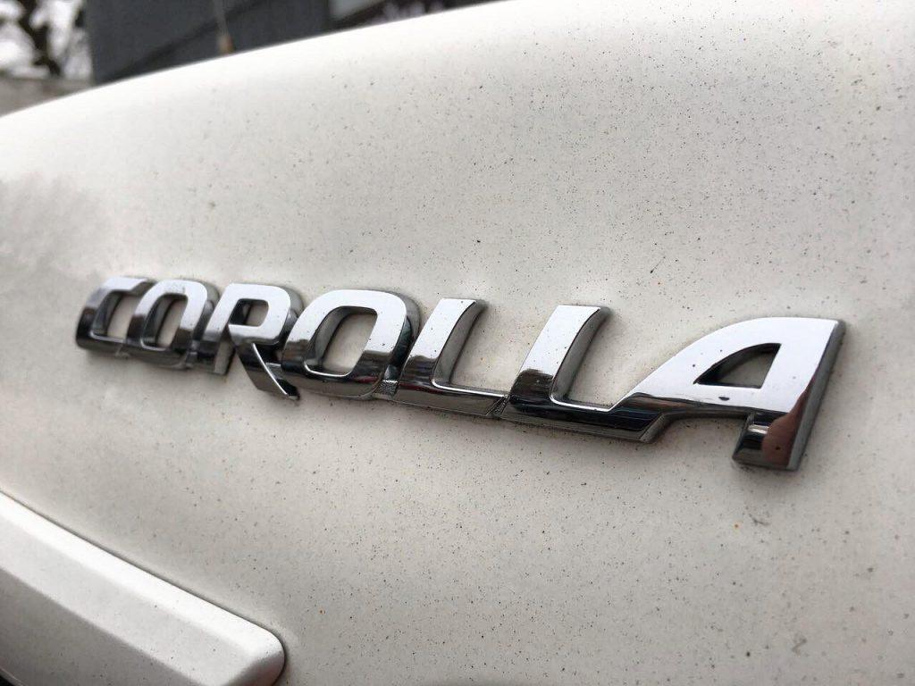 Чип-тюнинг и отключение второго лямбда-зонда Toyota Corolla 1.6 i 2011