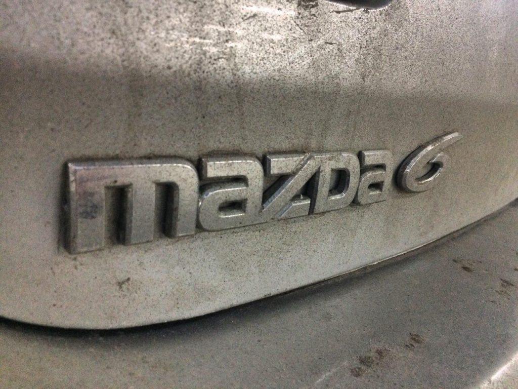 Удалить катализаторы Mazda 6 2.5 2008