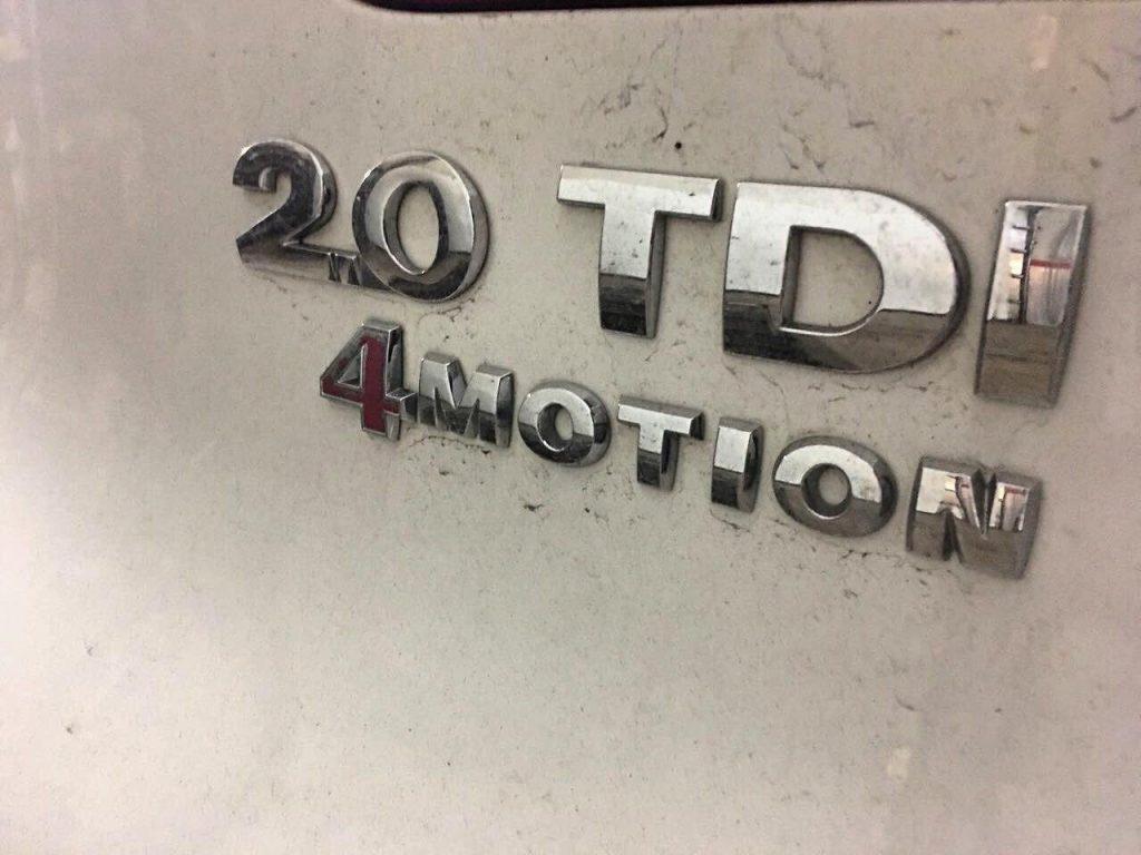 Volkswagen Tiguan 2.0 TDI 2011 отключение сажевого фильтра
