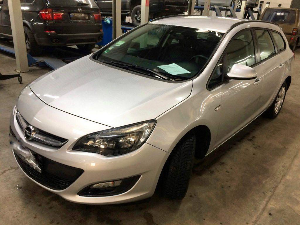 Отключение и заглушка клапана ЕГР, удаление и отключение сажевого фильтра и катализатора Opel Astra 1.7 CDTI 2013