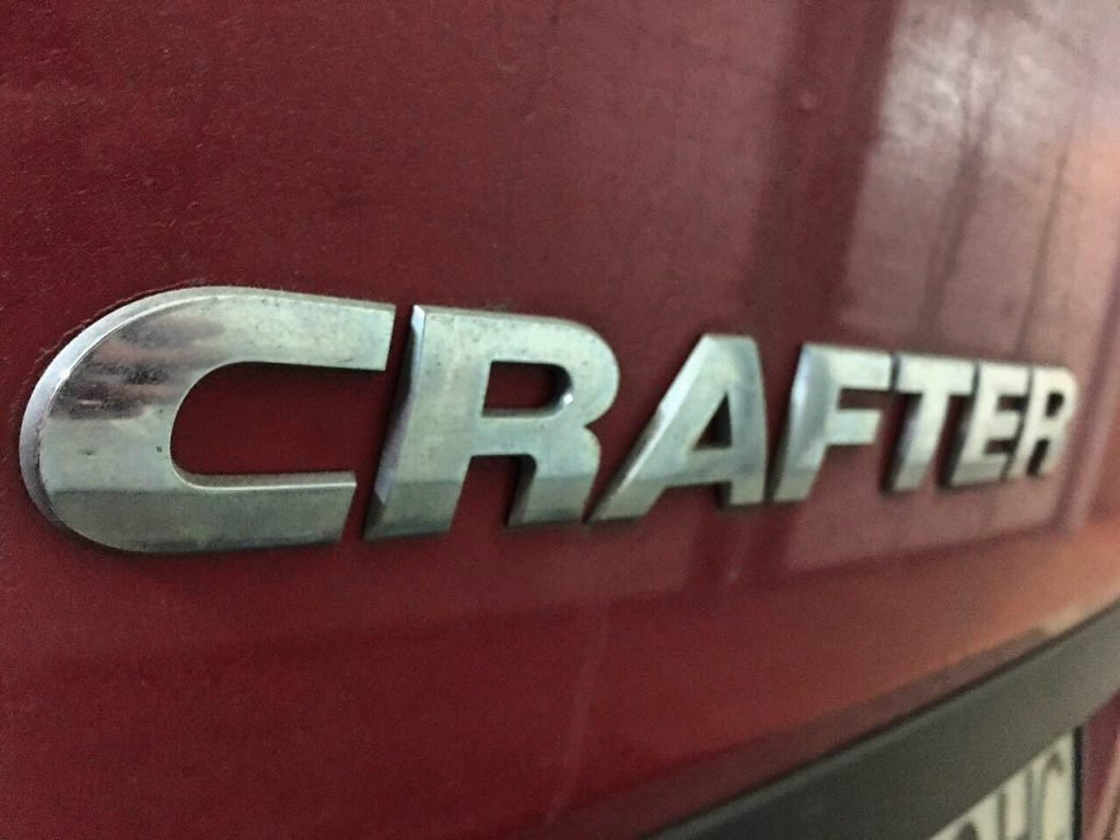 Удаление и отключение сажевого фильтра Volkswagen Crafter 2.0 TDI 2013