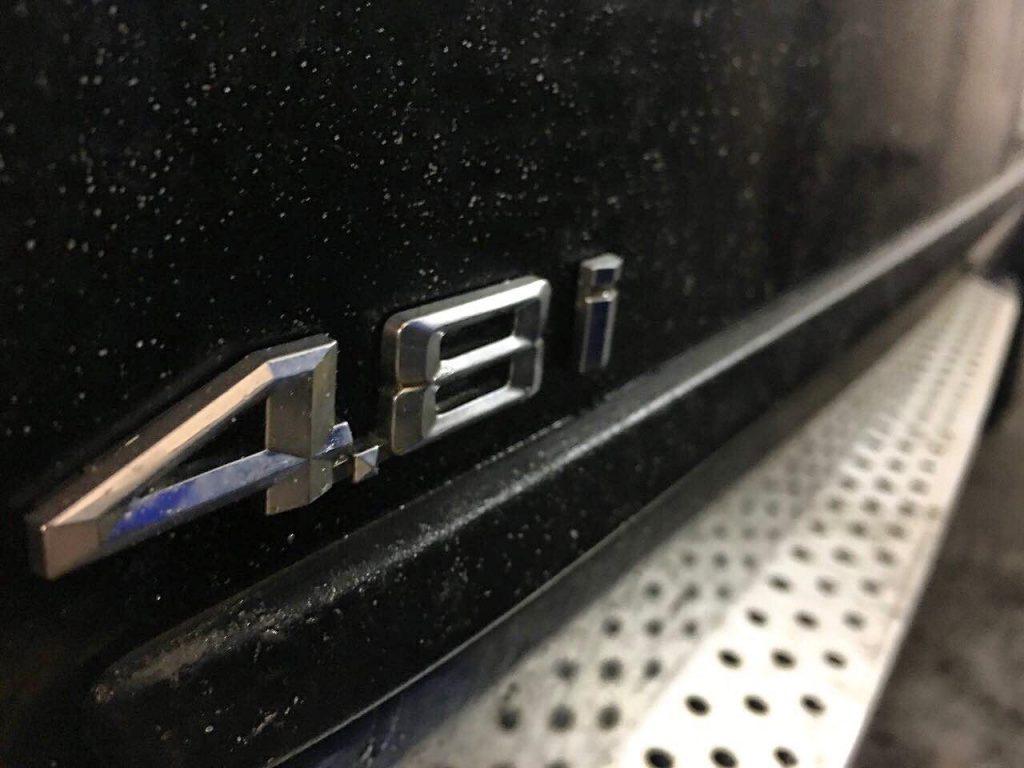 BMW X5 4.8 2008 отключить и удалить катализаторы