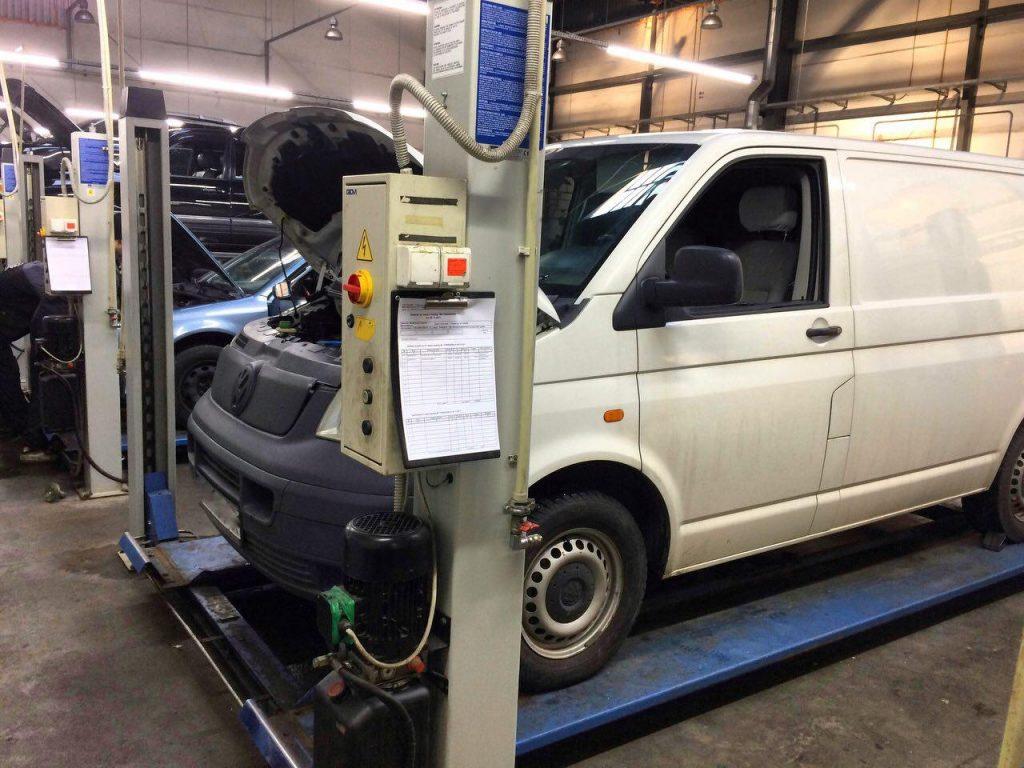 Отключить и заглушить клапан ЕГР в Киеве на Volkswagen T5 1.9 TDi 2008