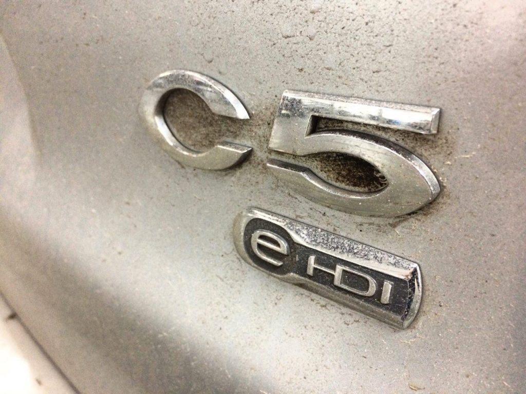 Отключить сажевый фильтр и удалить в Киеве на Citroën C5 1.6 HDi 2011