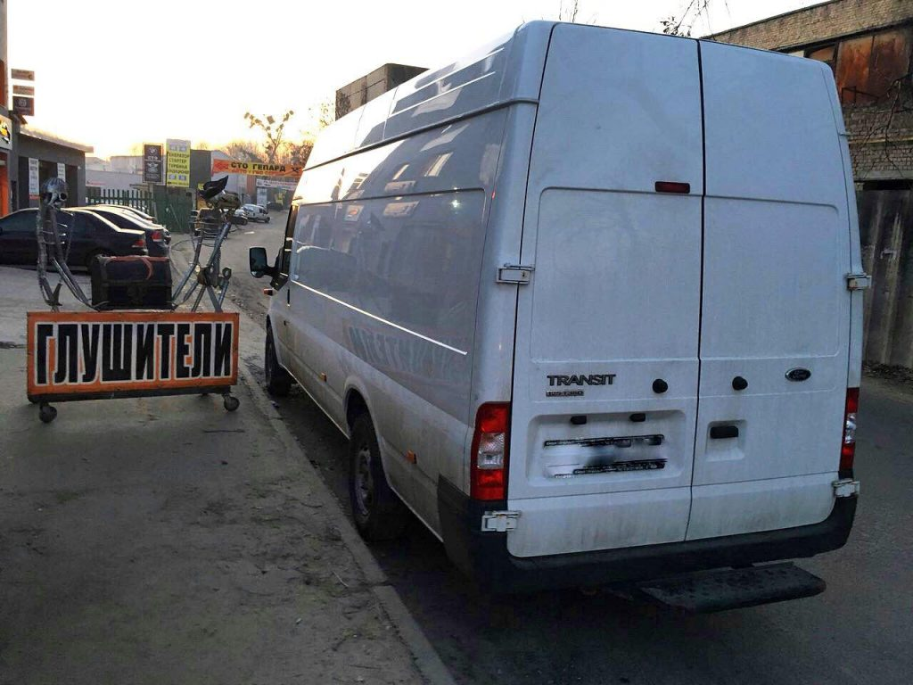 Отключение и удаление сажевого фильтра Ford Transit 2.2 TDCI 2012