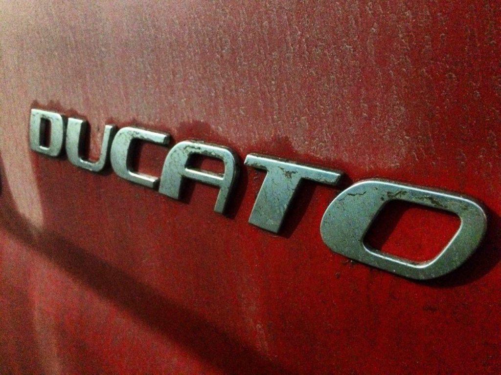 Удалить сажевый фильтр и заглушить клапан ЕГР на Fiat Ducato 2.3 MultiJet 2012