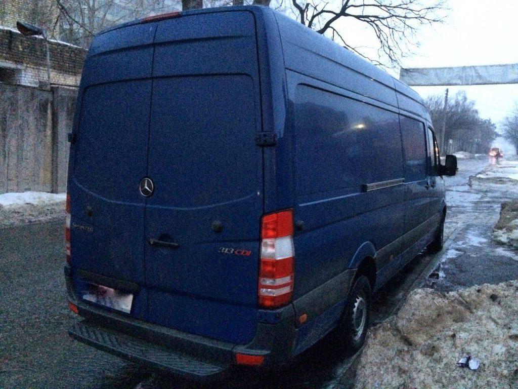 Удалить сажевый фильтр и отключить на Mercedes-Benz Sprinter 313 2.2 CDI 2011