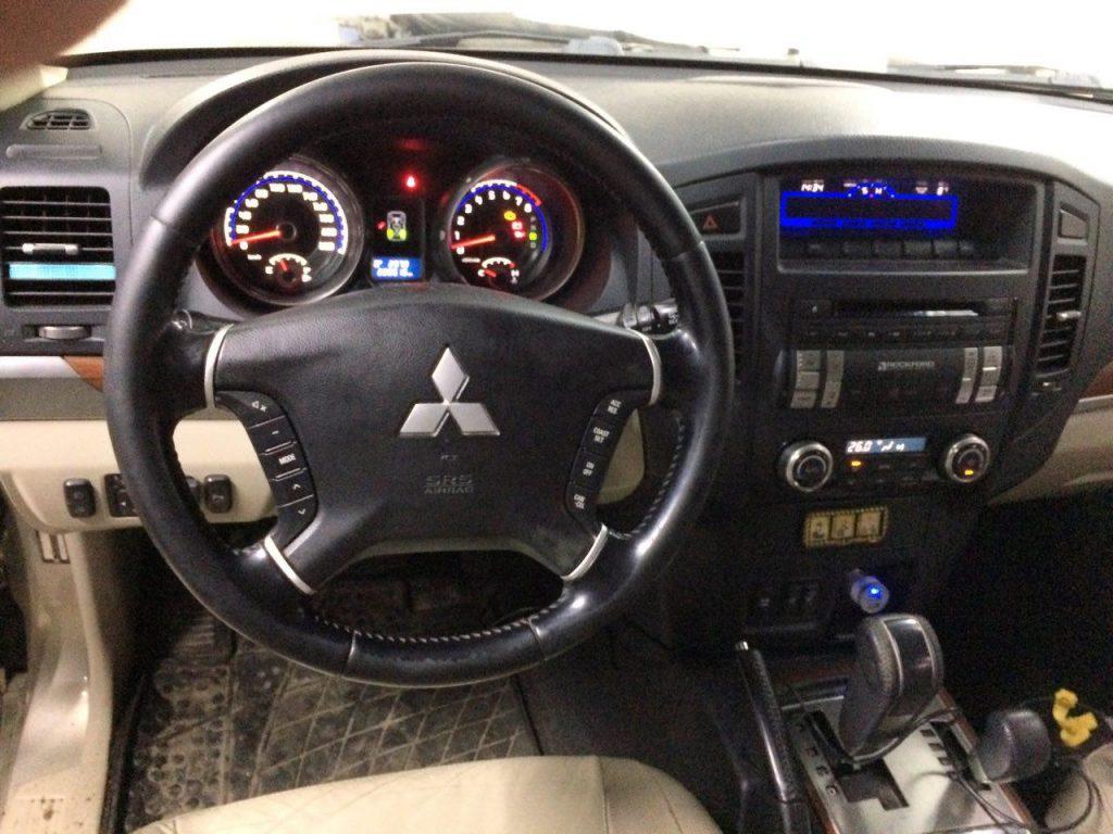 Удалить и отключить катализаторы Mitsubishi Pajero Wagon 3.8 2009