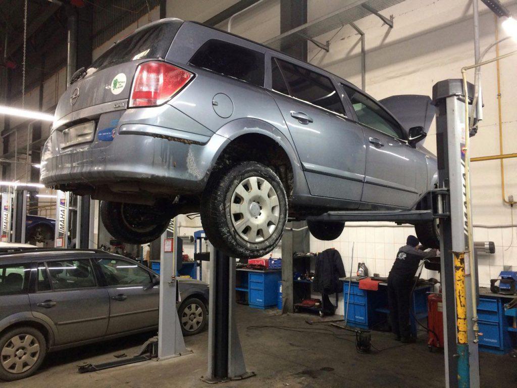 Удаление сажевого фильтра Opel Astra 1.3 CDTI 2008
