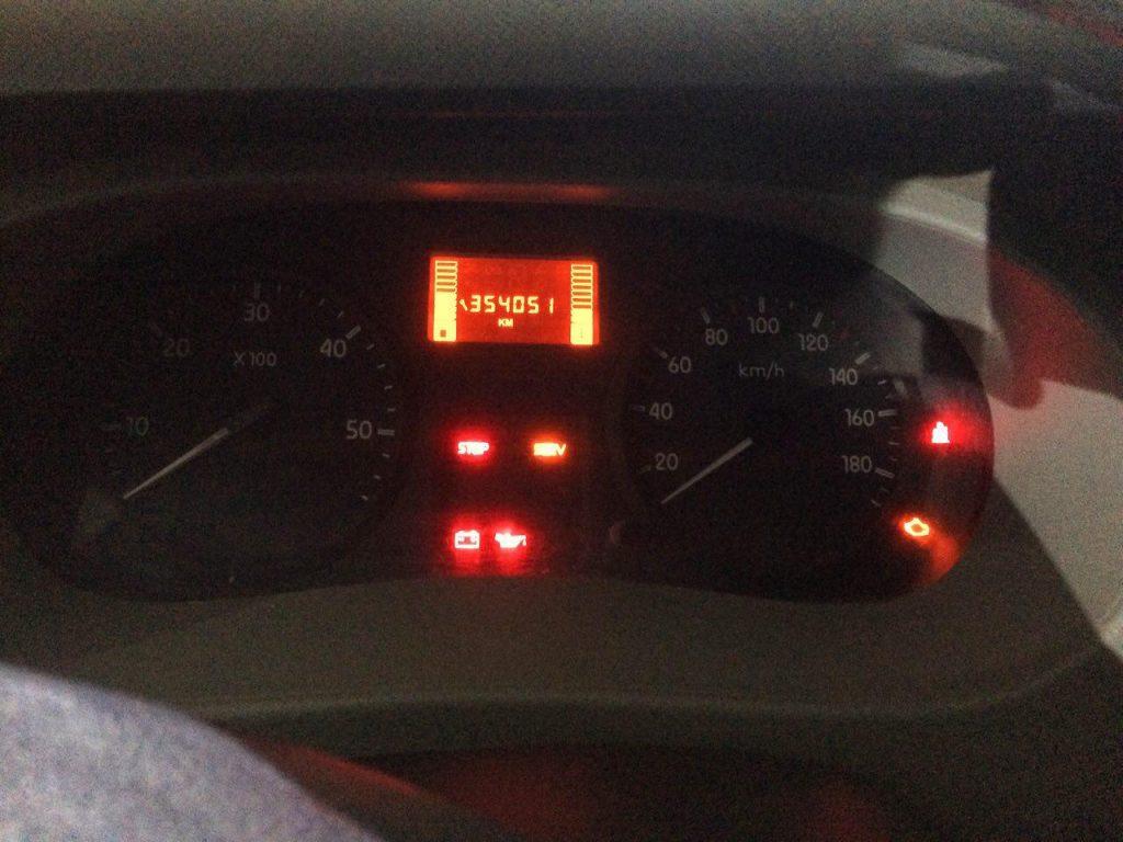 Сажевый фильтр, удаление и отключение на Renault Master 2.5 DCI 2008